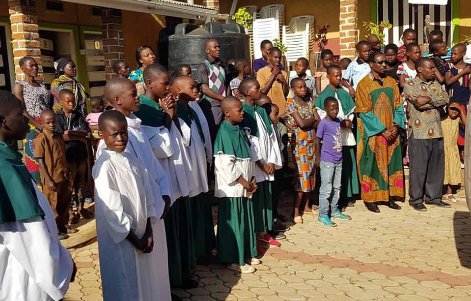 Polski misjonarz w Tanzanii: idziemy tam, gdzie nas potrzebują