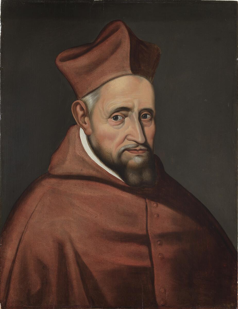 Św. Robert Bellarmin SJ - Museum Plantin-Moretus, CC0, via Wikimedia Commons