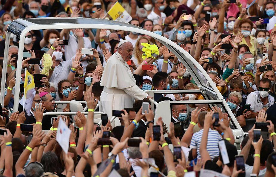 """Młodzi Słowacy otwarci na słowa papieża. """"Byli obecni na wszystkich spotkaniach"""""""