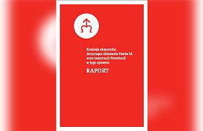 Pełna treść Raportu Komisji Eksperckiej dotyczącej działania Pawła M.
