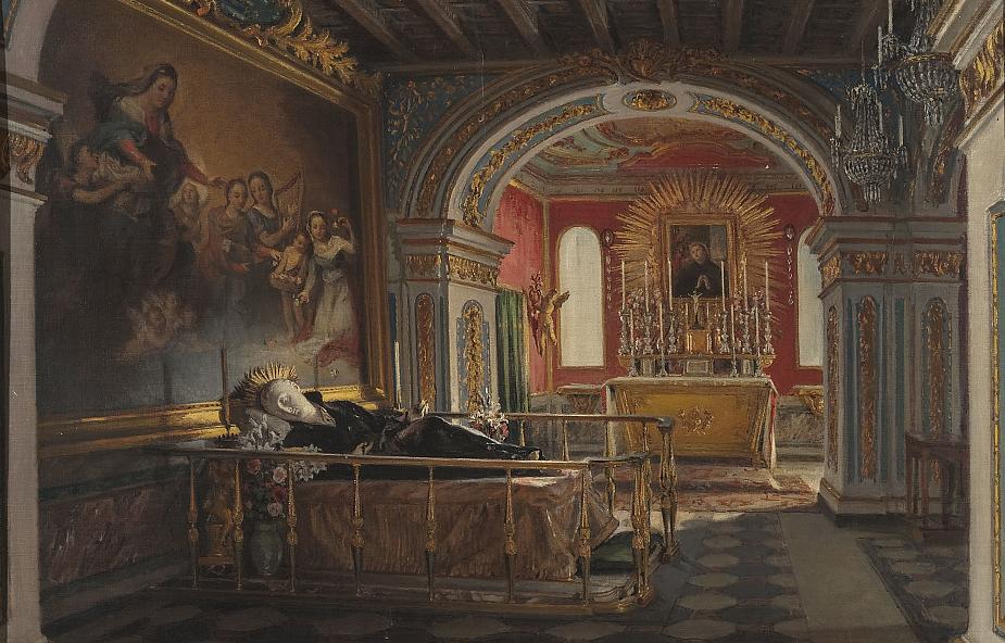 Pierwszy jezuita wyniesiony na ołtarze – św. Stanisław Kostka SJ