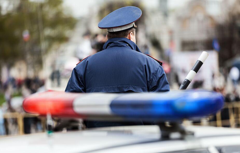 Potrącił policjanta będąc pod wpływem dopalaczy. Odpowie za usiłowanie zabójstwa