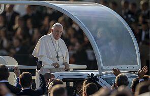 Papież kończy wizytę na Słowacji. Był to intensywny czas