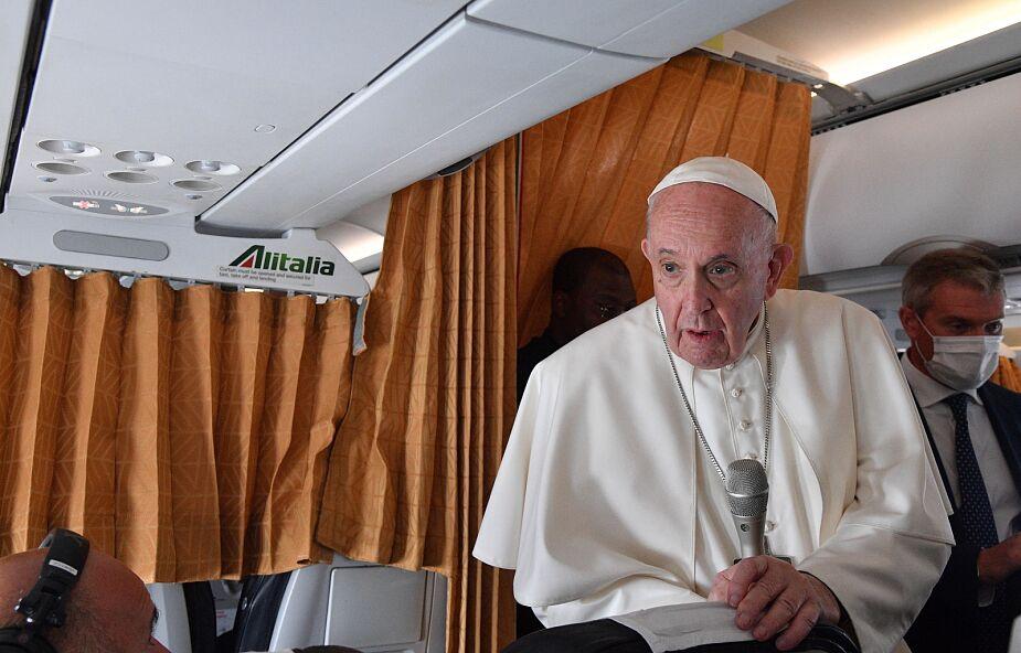 Papież: pragnienie władzy i brak lojalności niszczą każdą wspólnotę