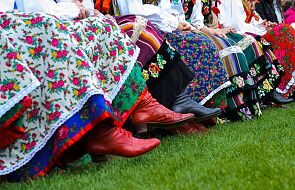 Festiwal promujący polską kulturę w Kijowie. Zaprezentowano polskie pieśni, tańce i modę