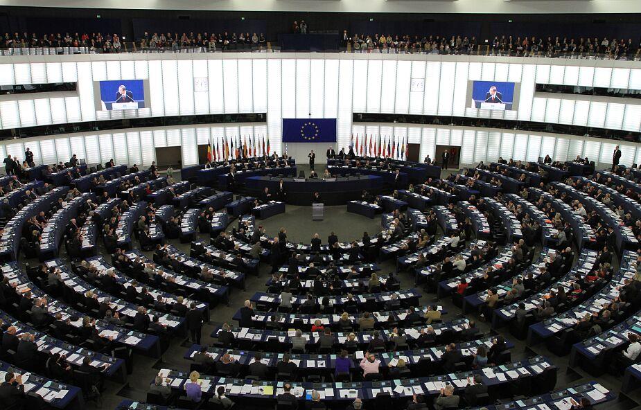 Parlament Europejski przyjął rezolucję ws. wolności mediów i praworządności w Polsce