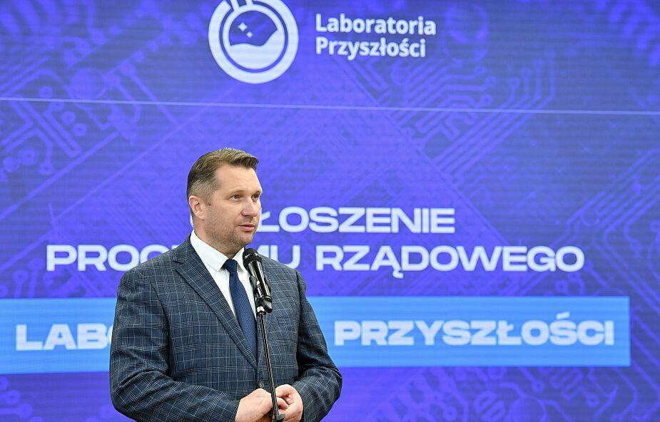 Minister edukacji i nauki: Kościół w Polsce podlega brutalnemu atakowi