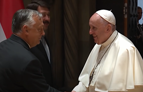Premier Węgier: papież umocnił mnie w kwestii ochrony rodzin