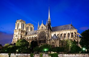 Francja: koniec prac zabezpieczających w katedrze Notre Dame w Paryżu