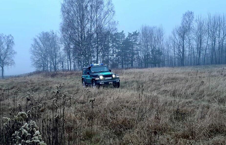 Granica polsko-białoruska. Znaleziono zwłoki trzech osób