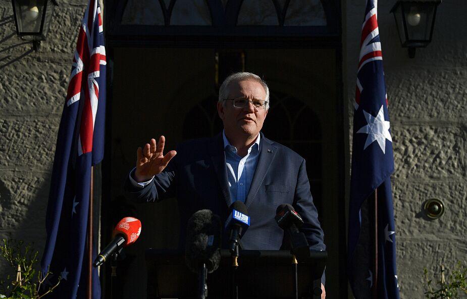 Nowy pakt wojskowy. Francja wzywa do kraju ambasadorów z USA i Australii