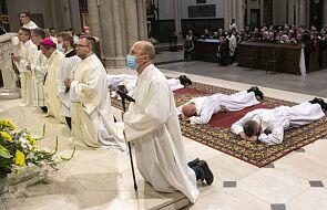 Abp Ryś: wchodzenie dzisiaj w kapłaństwo jest aktem mężnej pokory