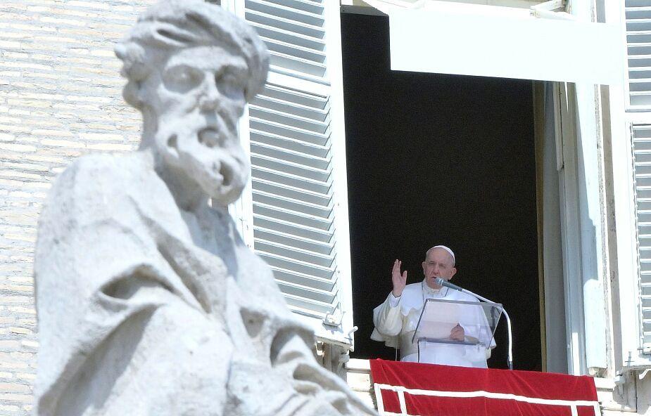 Franciszek: im bardziej służymy, tym bardziej odczuwamy obecność Boga