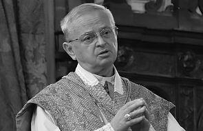 Zmarł ks. Zdzisław Sochacki, proboszcz katedry na Wawelu