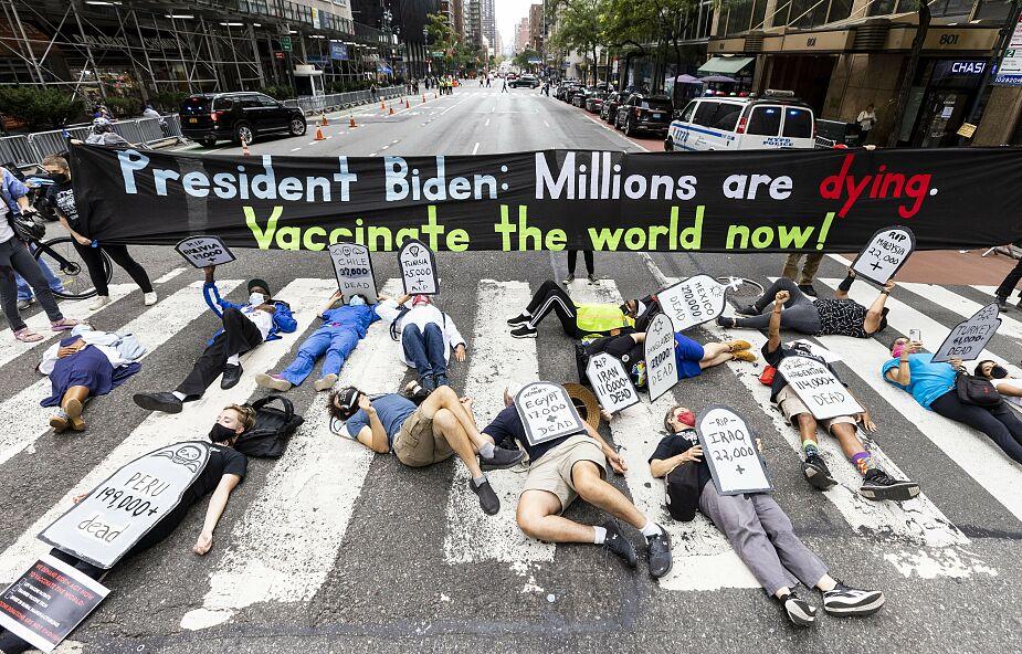 USA. COVID-19 zbierze niebawem więcej ofiar śmiertelnych niż grypa hiszpanka