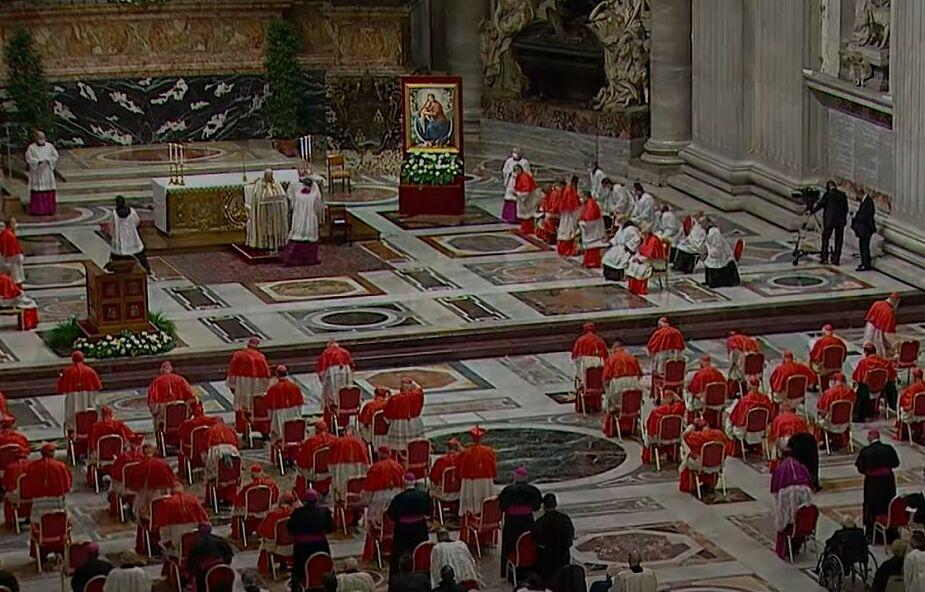 Il Sismografo: ilu kardynałów zachorowało dotąd na COVID-19