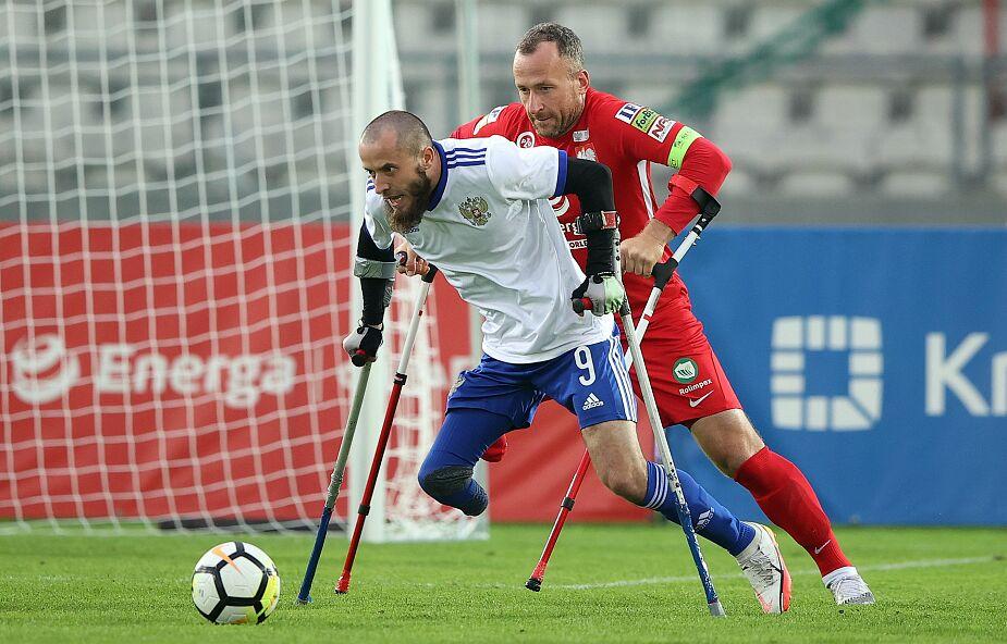 Mistrzostwa Europy w amp futbolu. Polacy wywalczyli brązowy medal