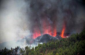 Hiszpania: wybuch wulkanu na Wyspach Kanaryjskich. Lawa dotarła do miejscowości