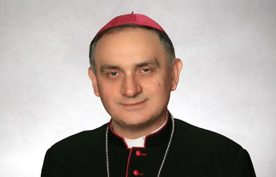 Komunikat Nuncjatury Apostolskiej w Polsce: bp Krzysztof Włodarczyk nowym biskupem bydgoskim