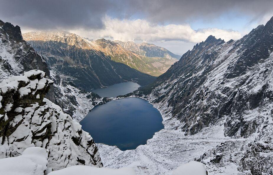 Śnieg w Tatrach i minusowe temperatury