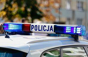 Nowy Sącz. Kierowca samochodu uratował mężczyznę z rwącego potoku