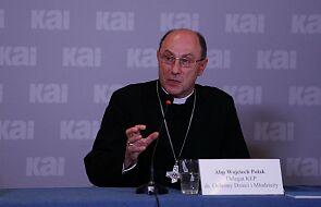 Abp Polak: troska o osoby skrzywdzone wymaga współpracy świeckich i duchownych