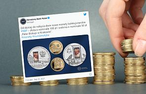 """Nowa moneta kolekcjonerska NBP. """"Pałac Biskupi w Krakowie"""""""