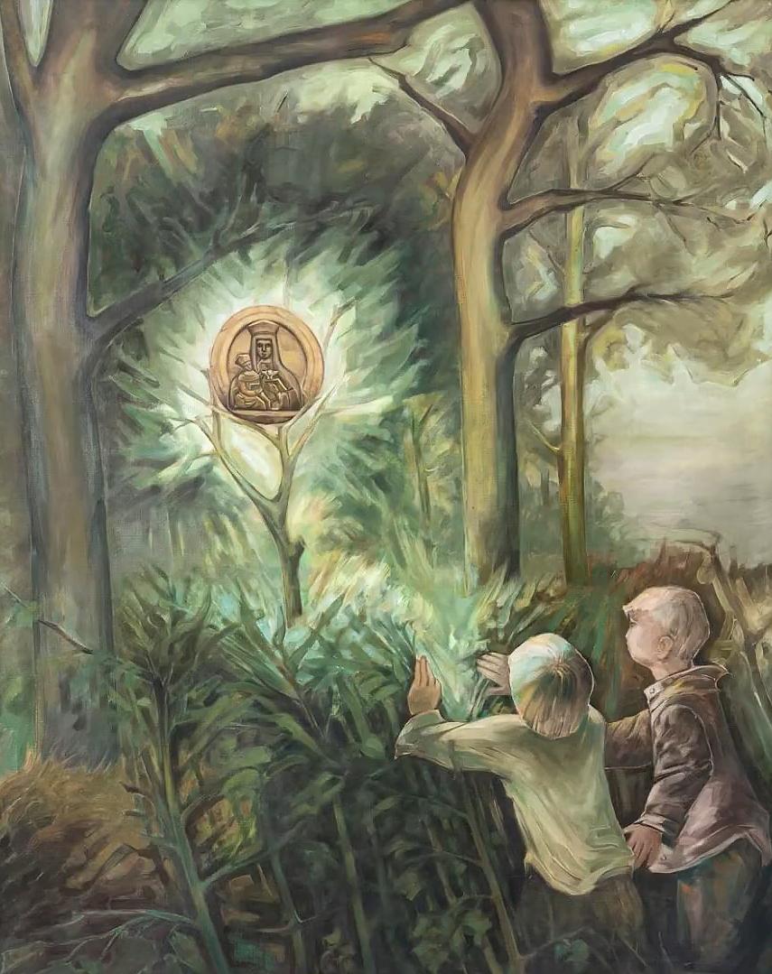 Objawienie się Matki Bożej Leśniańskiej - www.youtube.com
