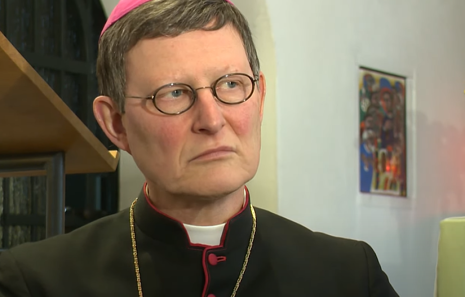 """Papież wysyła niemieckiego kardynała na półroczny """"okres sabatyczny"""""""