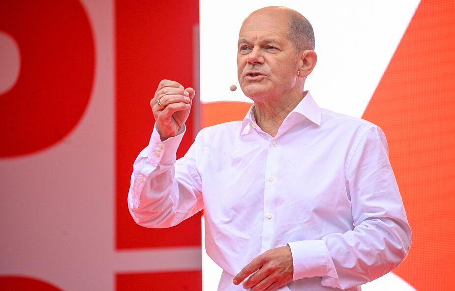 W niedzielę wybory do Bundestagu. W sondażach SPD z minimalną przewagą nad CDU/CSU
