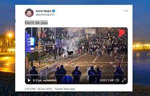 Zamieszki w Barcelonie podczas festiwalu La Merce. 43 osoby zostały ranne