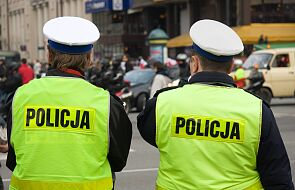 Łódzkie. Policja szuka sprawcy śmiertelnego potrącenia motorowerzysty