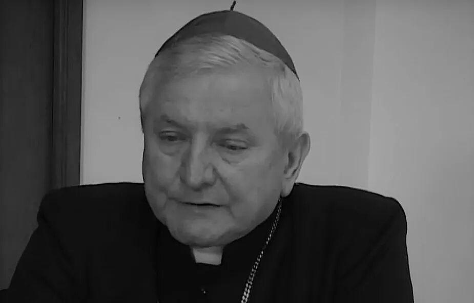 Pogrzeb bp. Janiaka odbędzie się 29 września we Wrocławiu
