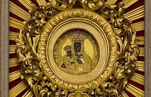 Polny kamień z wizerunkiem Maryi…