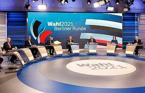 Niemcy. Wybory (wyniki exit polls): lekka wygrana SPD; CDU z najgorszym wynikiem w historii