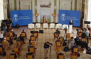 """Konferencja nowej uczelni: """"Collegium Intermarium: miejsce prawdy w czasach cancel culture"""""""