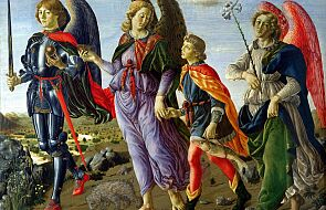 Służyć i być posłanym – święci Archaniołowie Michał, Gabriel i Rafał