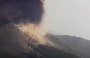 Hiszpania. Mieszkańcy wracają do domów po wybuchu wulkanu