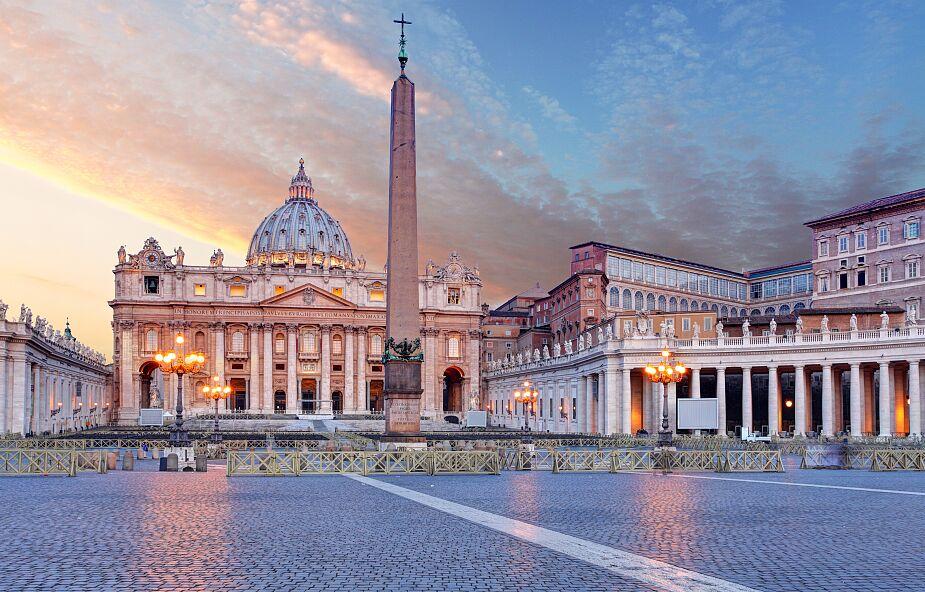 Papież chce zreformować duszpasterstwo przy bazylice Św. Piotra