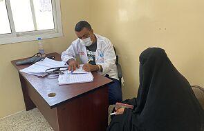 Jemen. Wielu chorych leczy się tylko dzięki Caritas