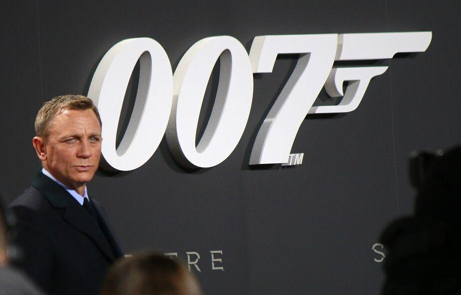 Następny Bond będzie kobietą? Daniel Craig powiedział, co sądzi o takim pomyśle