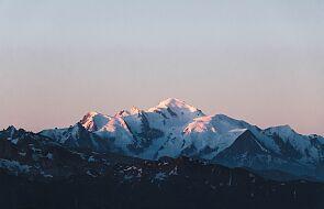 Najwyższy szczyt Europy w ciągu 4 lat skurczył się o prawie metr