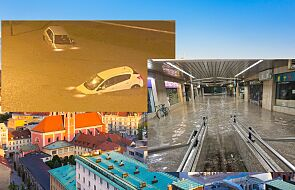 Potężna ulewa w Słowenii. Największa od dwustu lat
