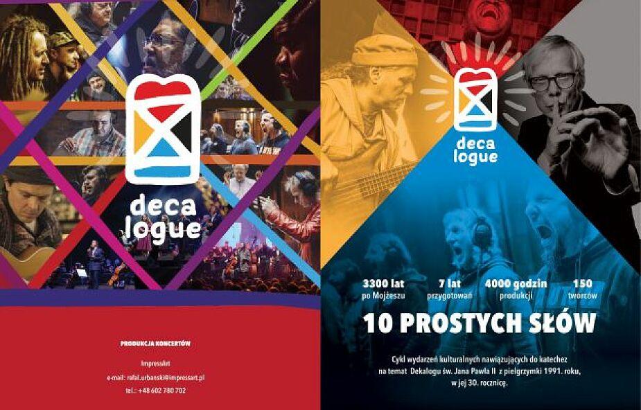 """Muzycznyprojekt """"Decalogue"""" zostanie 11 września zaprezentowany w Łodzi"""