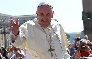 Papież wyrusza w podróż do środkowej Europy. To już druga wizyta Franciszka w tym regionie