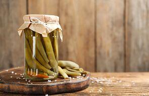 Jak zrobić marynowaną fasolkę szparagową?