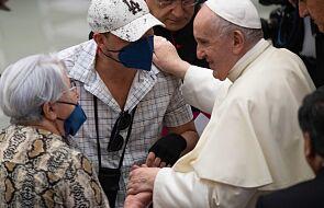 Papież: żyjemy w czasach Maryi, przyjmijmy Ją jako znak